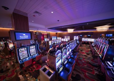Architecture Rivers Casino Schenectady