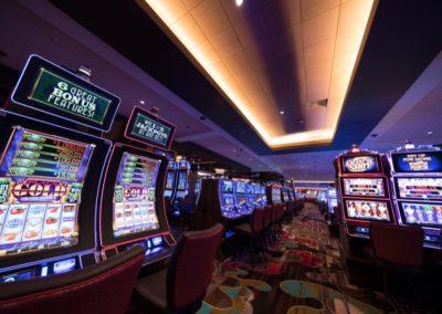 Architecture Rivers Casino Schenectady Gaming Floor