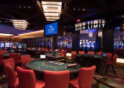 Architecture Rivers Casino Schenectady High Limit Entrance