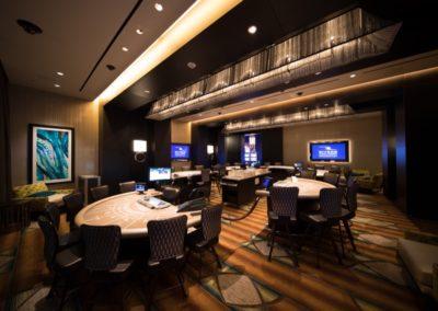 Architecture Rivers Casino Schenectady Poker Room