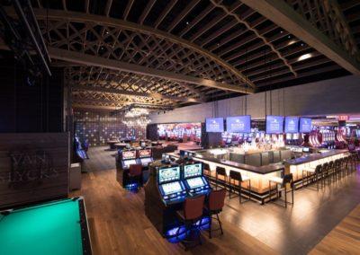 Architecture Rivers Casino Schenectady Van Slycks