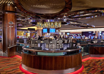 Architecture Rivers Hotel & Casino Interior