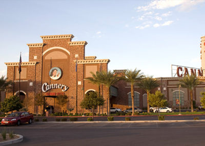 Cannery Hotel & Casino Day