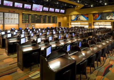 Eastside Cannery Sports Book Architects
