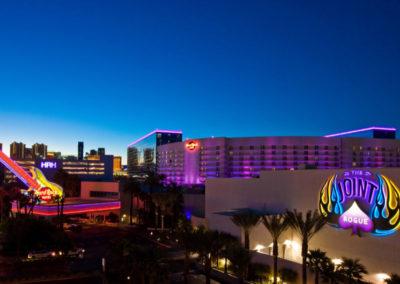 Hard Rock Las Vegas Architecture