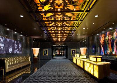 Hard Rock Las Vegas Registration Architecture