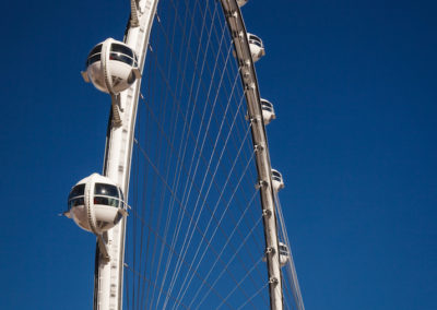High Roller LINQ Architecture