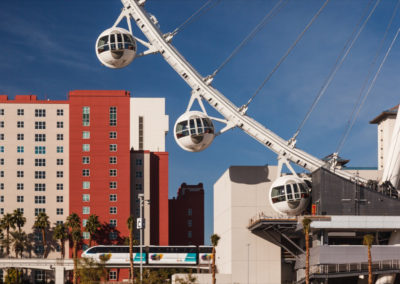 High Roller The LINQ Architecture