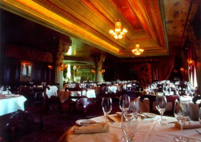 House of Blues Architects Dining