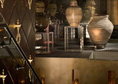 Lavo Architecture Restaurants