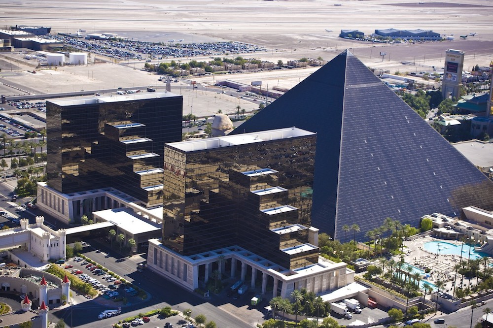 Luxor Twin Towers