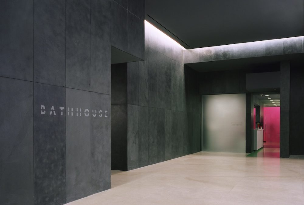 Bathhouse at DELANO