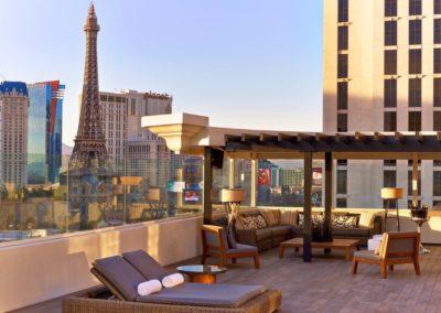 Nobu Las Vegas Architecture