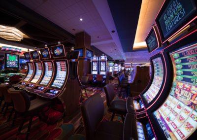 Rivers Casino Schenectady Architecture Gaming Floor