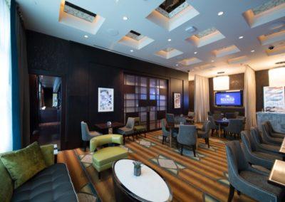 Rivers Casino Schenectady Architecture VIP