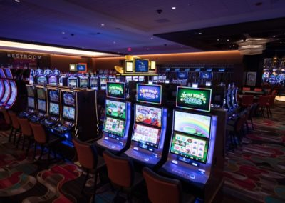Rivers Casino Schenectady Gaming Architecture