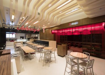 Rivers Casino Schenectady Marketplace Architecture