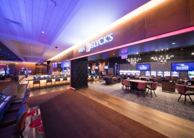Rivers Casino Schenectady Van Slycks Architecture