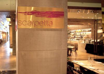 Scarpetta Architecture Interior Design