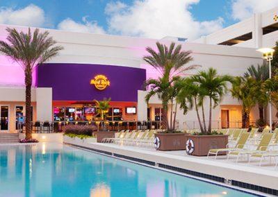 Seminole Hard Rock Tampa Pool