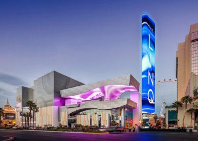 The LINQ Architects Las Vegas