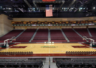 The Orleans Expansion Architecture Arena Interior