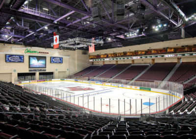 The Orleans Expansion Architecture Hockey