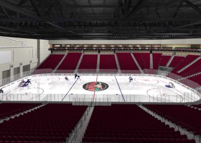 The Orleans Expansion Architecture Sports