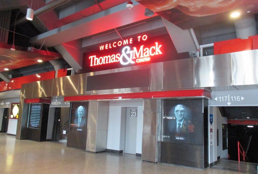 Thomas & Mack Modernization