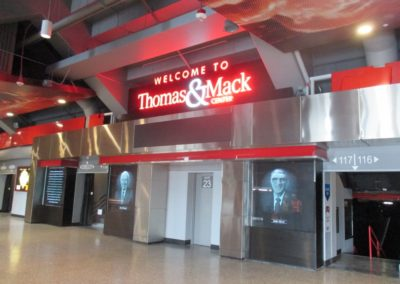 Thomas & Mack Architect