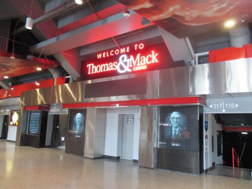 Thomas & Mack Modernization