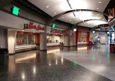 Thomas & Mack Architects Modernization