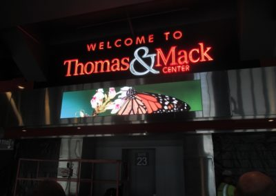 Thomas & Mack Center Architects