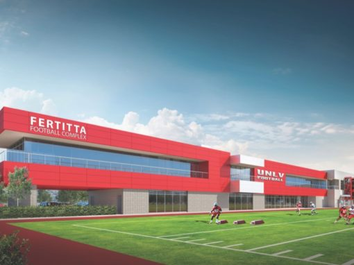 UNLV Fertitta Football Complex