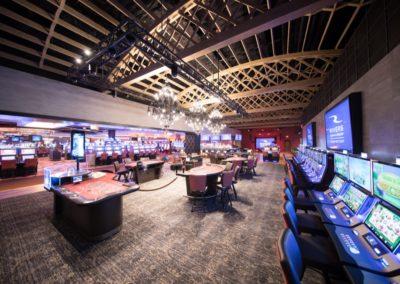 Van Slycks Rivers Casino Schenectady Architecture
