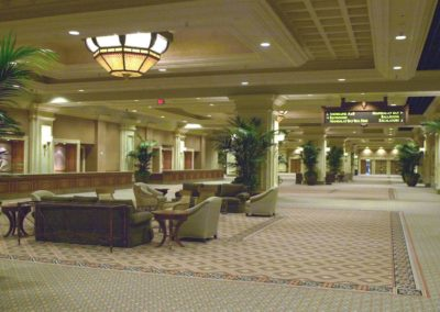 Mandalay Bay Event Center Architects