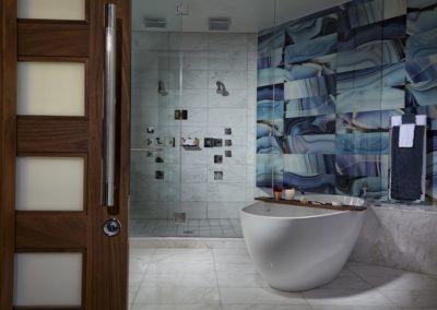 Hard Rock Hollywood Architecture Interior Bathroom