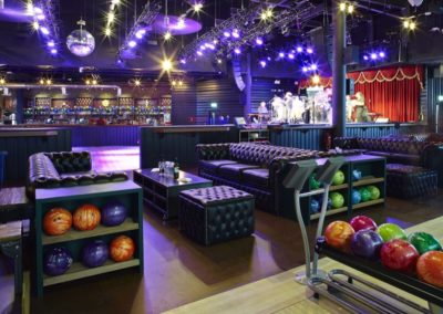 Brooklyn Bowl Architects