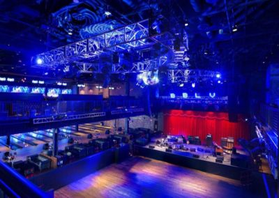 Brooklyn Bowl Architects Design
