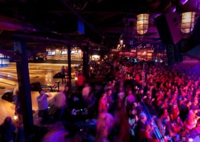 Brooklyn Bowl Architects Venue