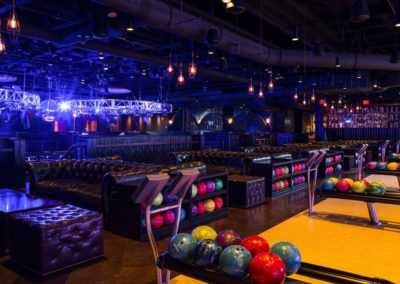 Brooklyn Bowl Architecture