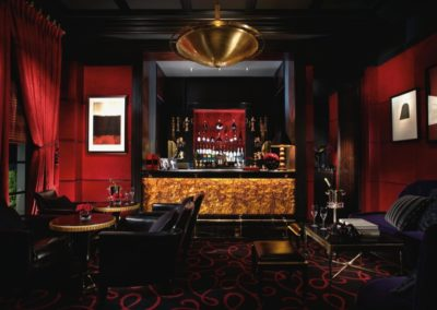 Joel Robuchon Architecture Bar