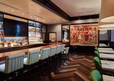 Redwood Grille Architect