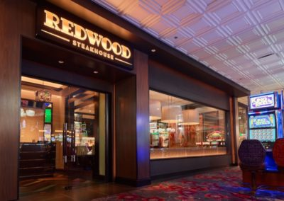 Redwood Grille Architects Design
