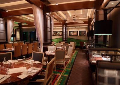 Redwood Grille Architecture
