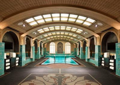 Reliquary Bath House Design Architecture