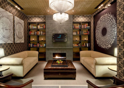 Reliquary Spa Design Architects