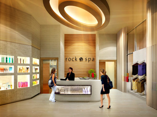 Rock Spa at Hard Rock Tampa