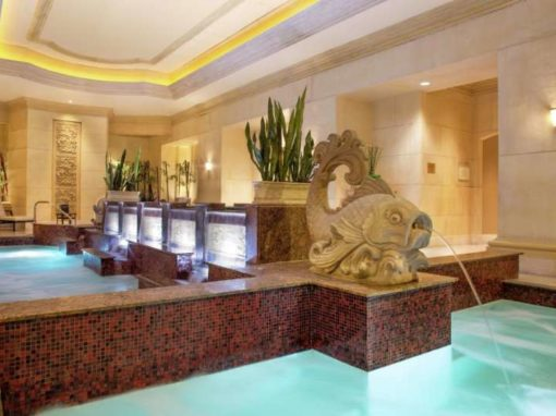 Spa Mandalay at Mandalay Bay Resort & Casino
